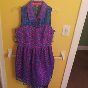 Lily Pulitzer Fit & Flare Dress